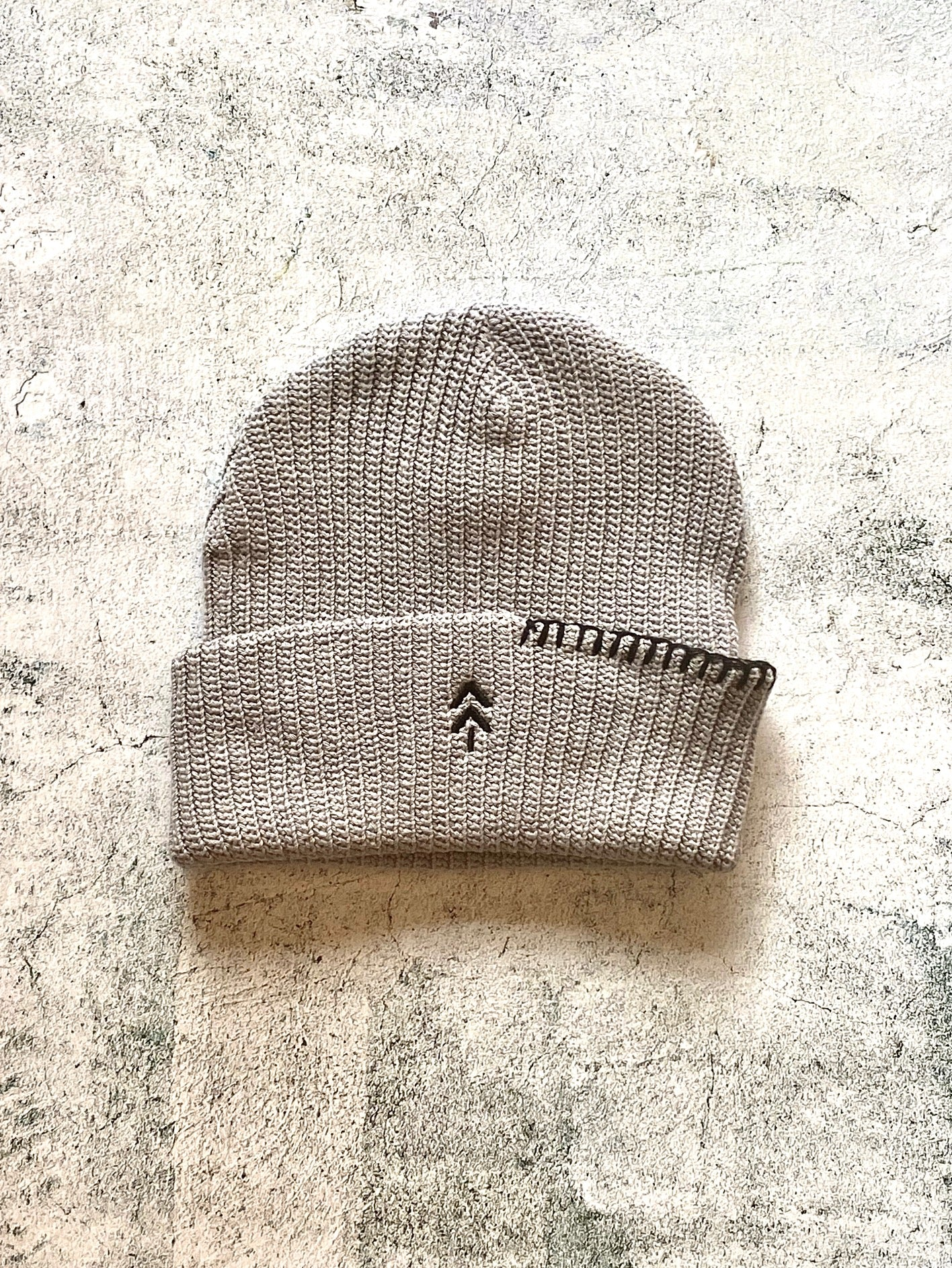 Parks Project Trail Arrow Blanket Stitch Beanie