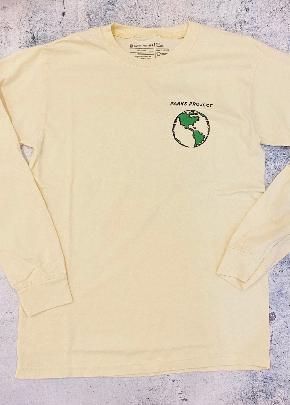 Parks Project Feel The Earth Long Sleeve