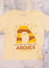 Parks Project Arches Seek and Find Boxy Tee