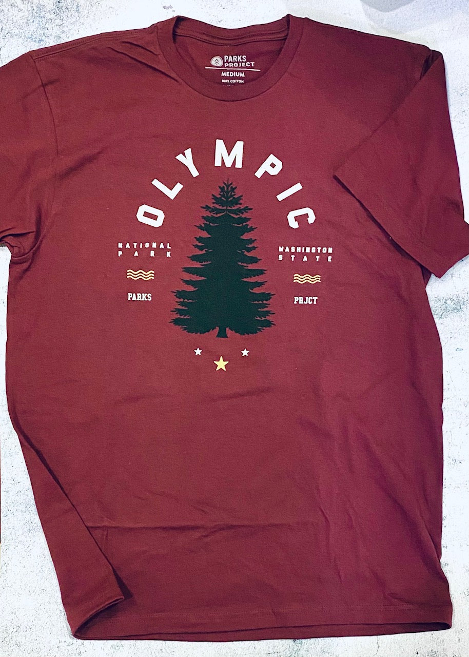 Parks Project Olympic Tree Tee