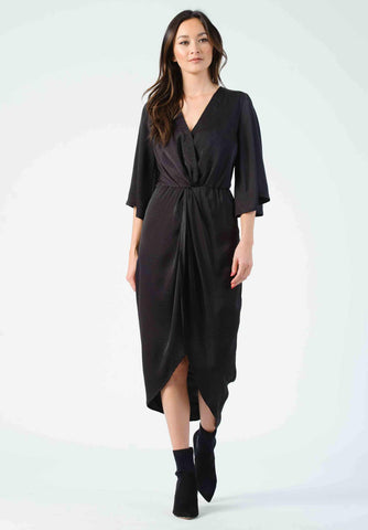 Lucca Harmony Black Dress
