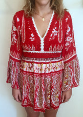 Raga Luisa Long Sleeve Tunic