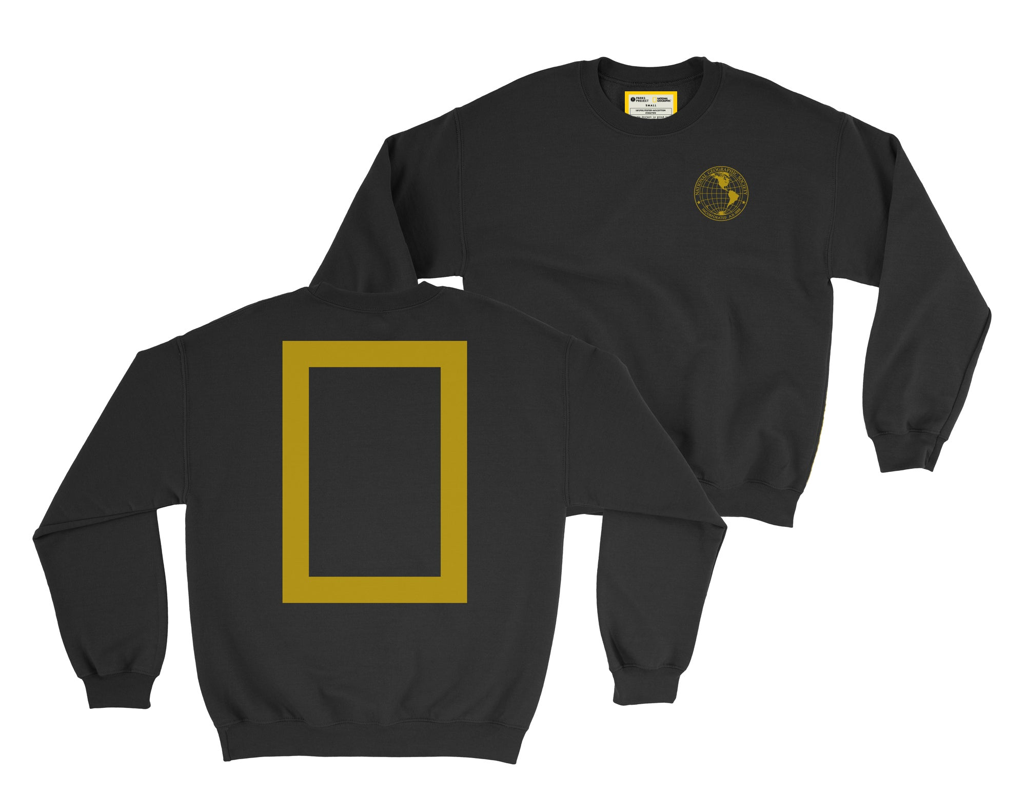 National Geograohic x Parks Project Border Crew Fleece