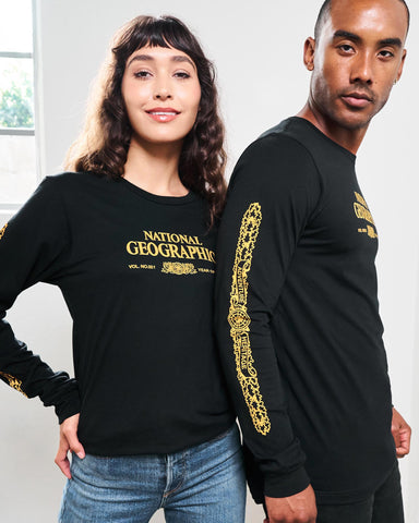 National Geographic x Parks Project Legacy Long Sleeve Tee