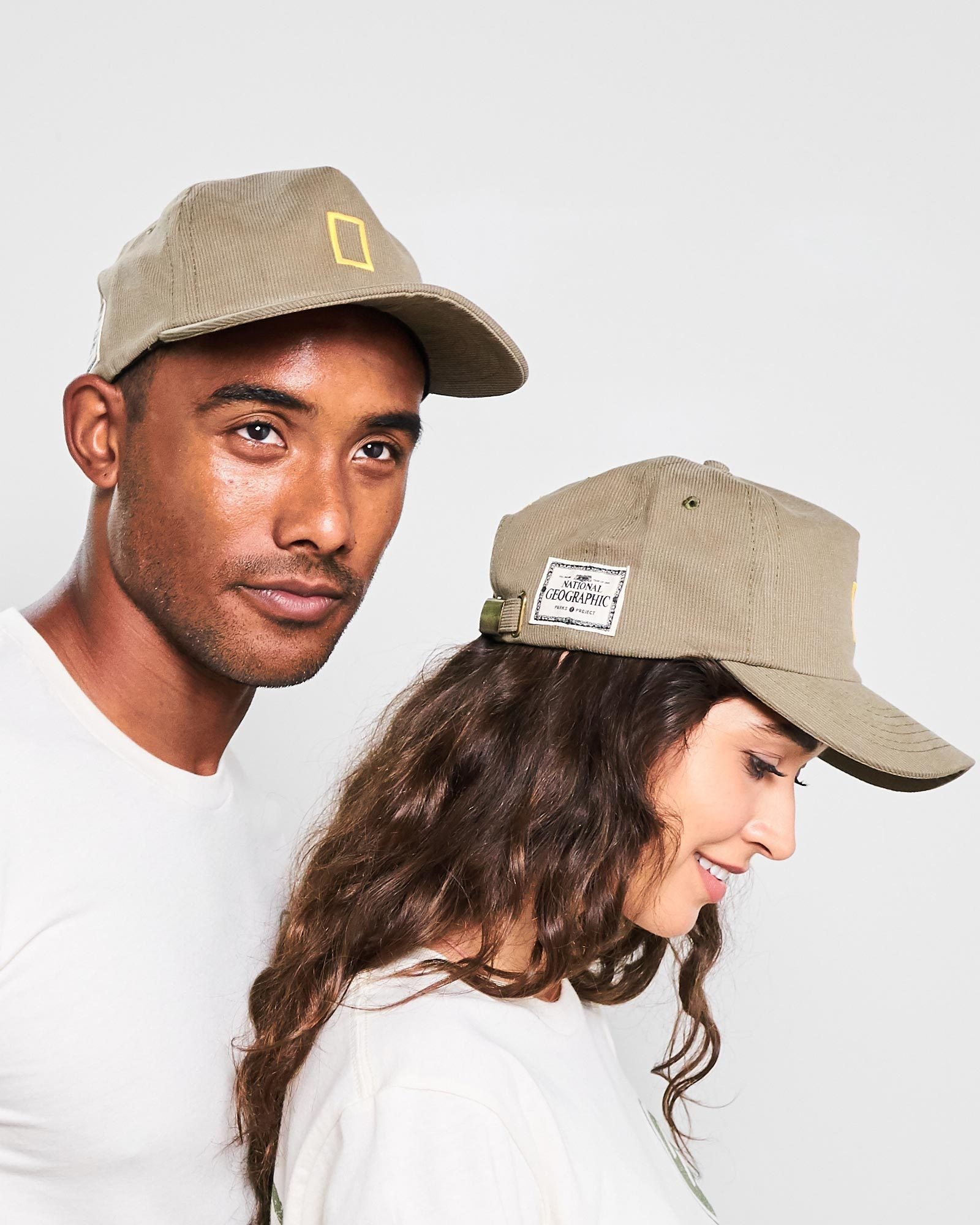 National Geographic X Parks Project Corduroy Border Hat