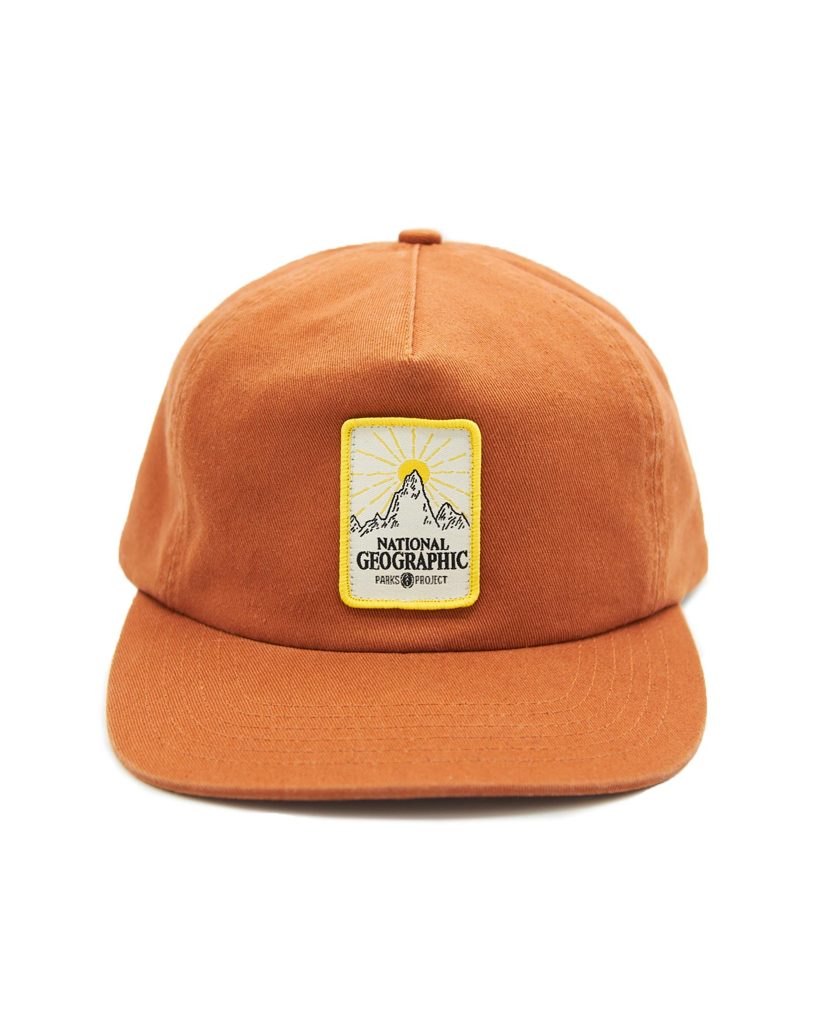 National Geographic X Parks Project Peaks Patch Hat