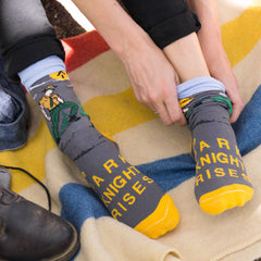 Parks Project Park Knight Rises Socks