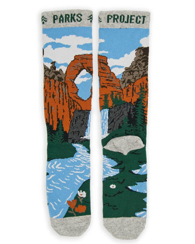 Parks Project National Treasures Socks