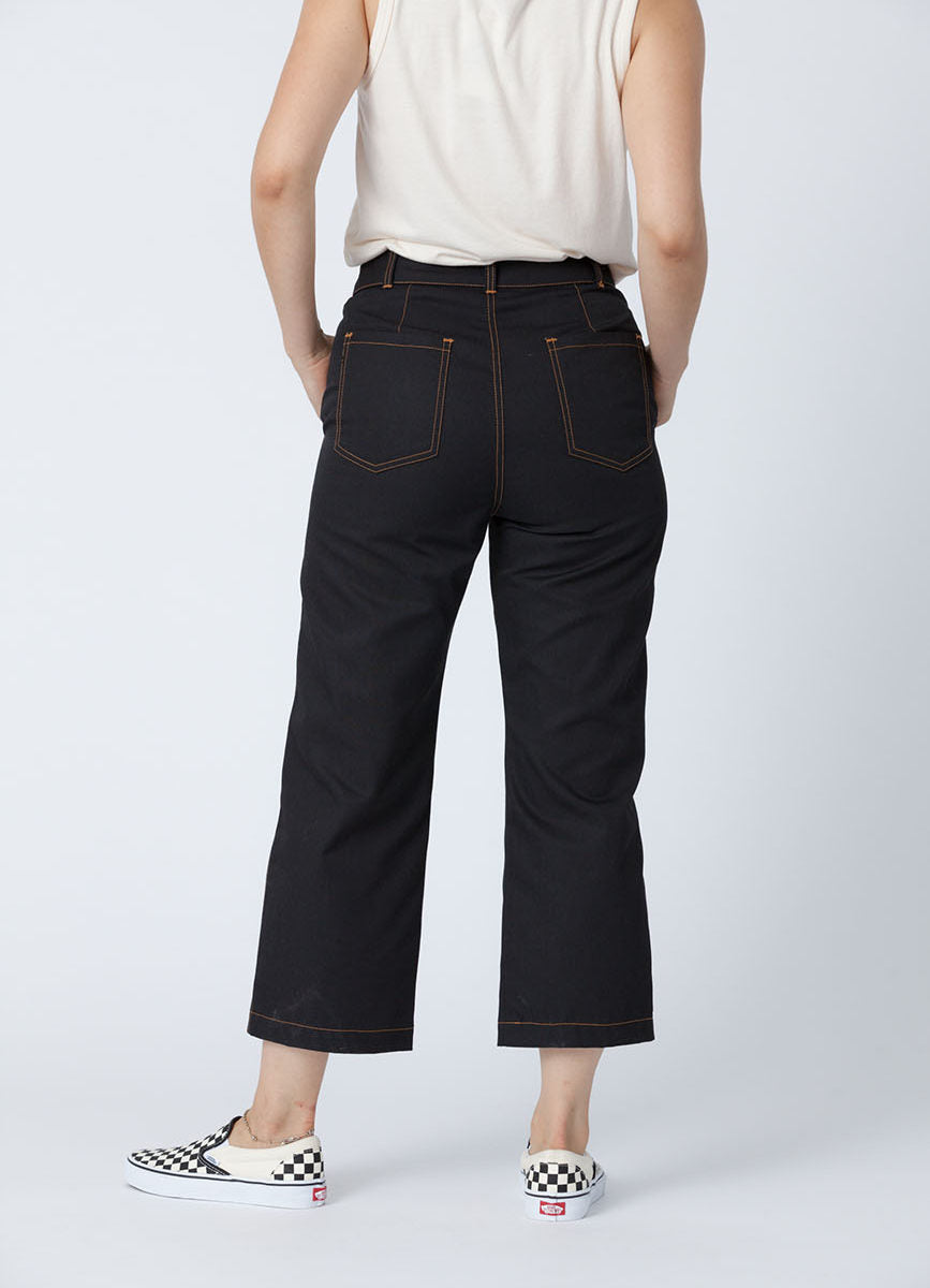 Back Beat Rags Eco Twill Work Pants