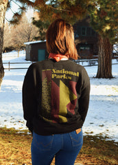 Parks Project NP All National Parks Crew Fleece