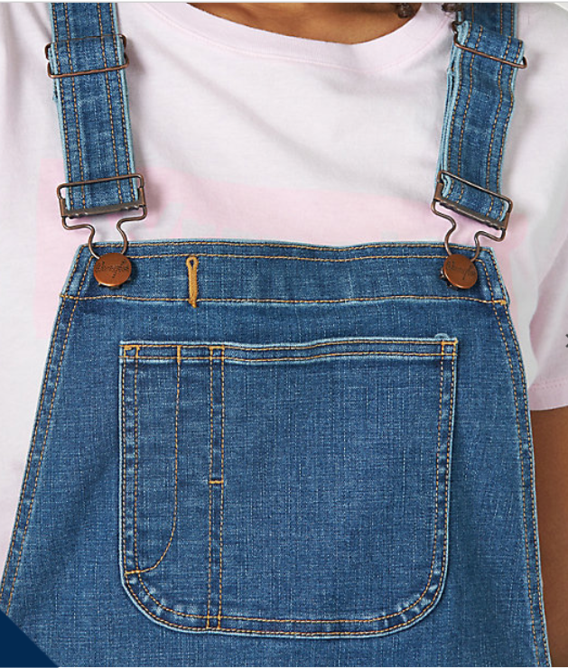 Wrangler Denim Skirtall