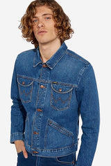 Wrangler Men's Icons 124MJ Denim Jacket