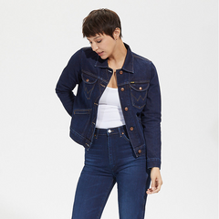Wrangler Icon's 124WJ Indigood Denim Jacket