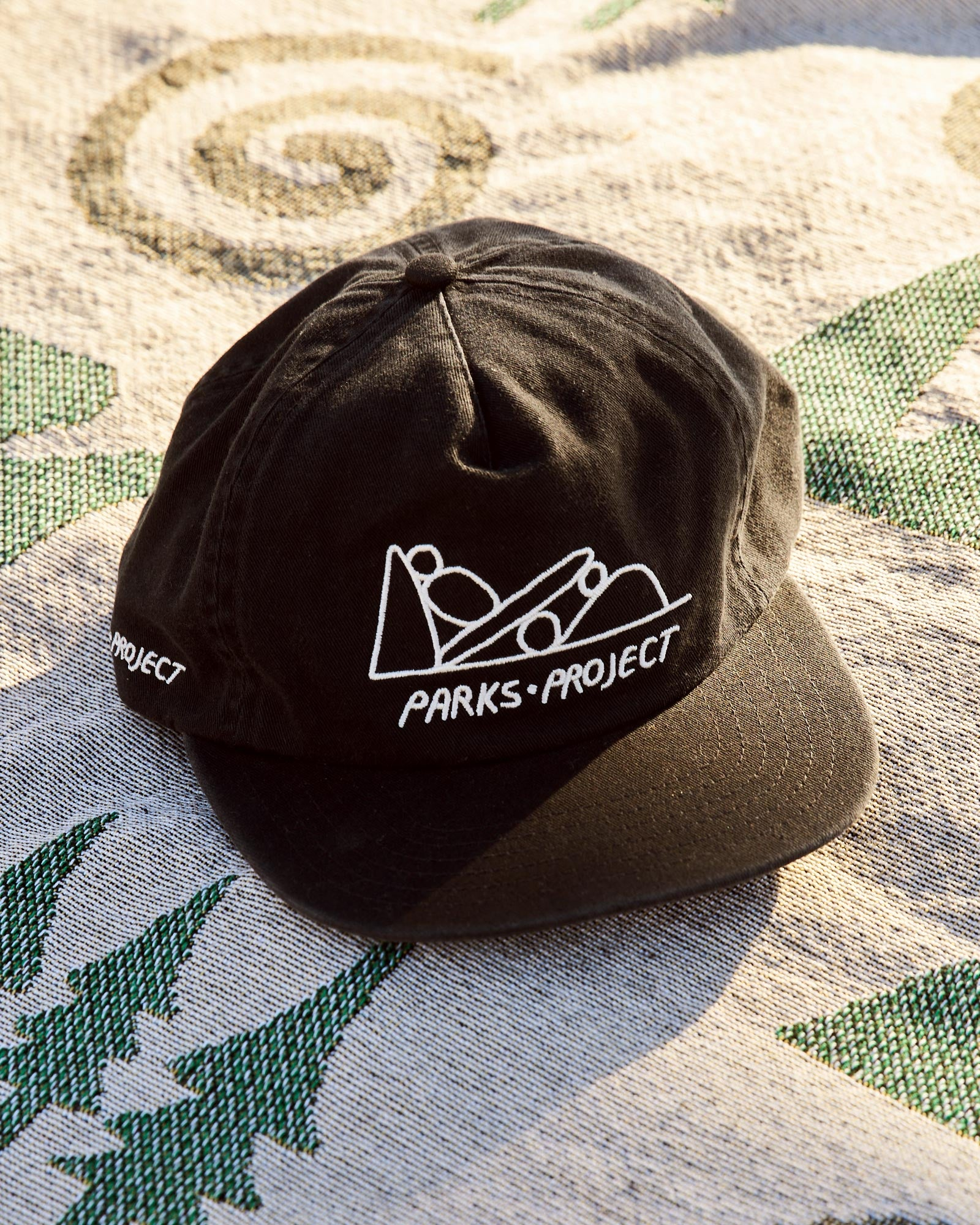 Parks Project Stacked Rocks Hat