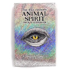 The Wild Unknown Animal Spirit Deck & Guidebook