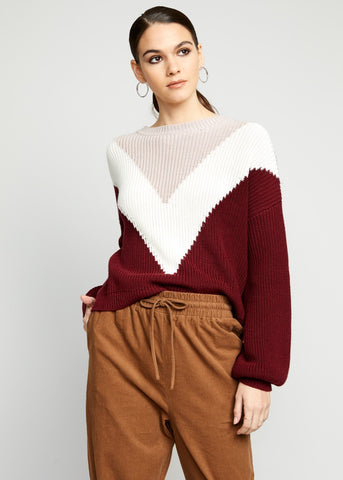 The Good Jane Brookdale Sweater