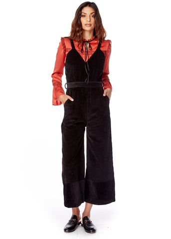 Lost + Wander Night Rider Corduroy Jumpsuit