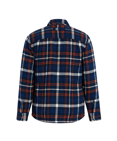Woolrich Oxbow Bend Flannel Insulated Jacket