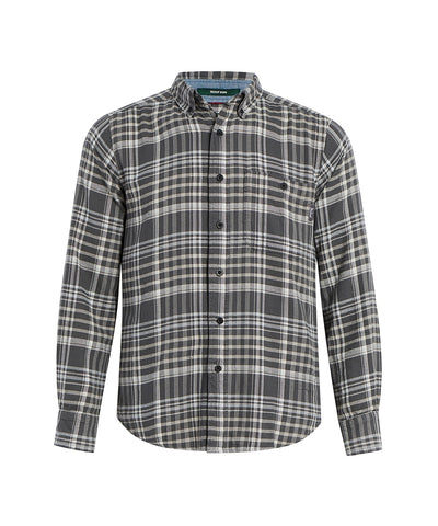 Woolrich Trout Run Cinder Flannel