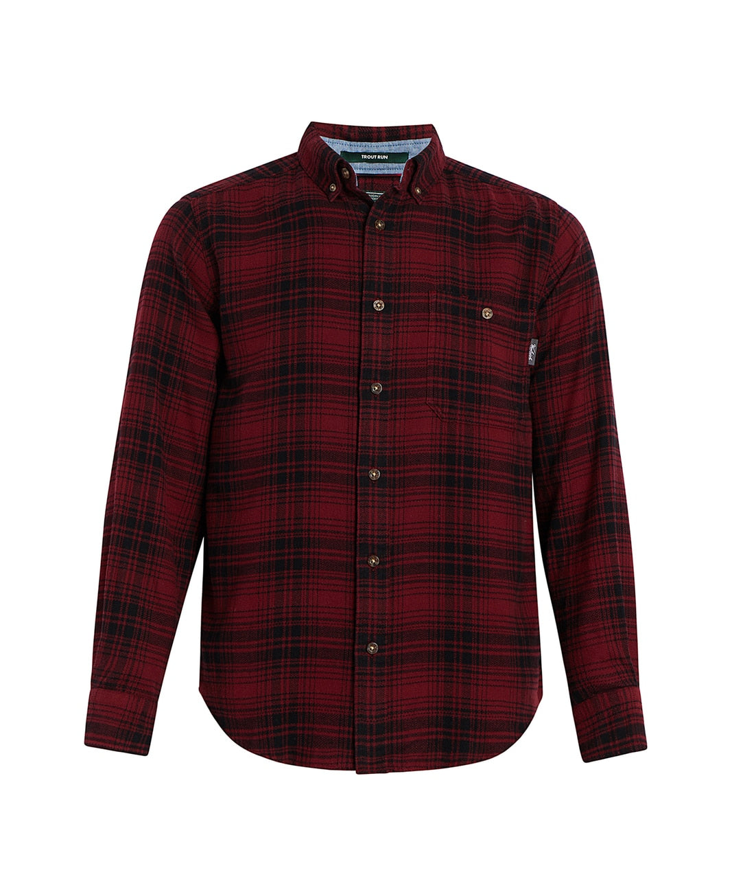 Woolrich Trout Run Red Hunt Flannel