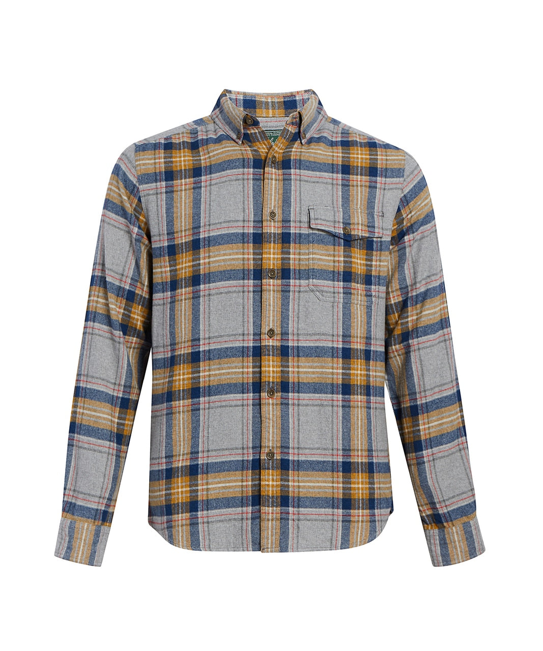 Woolrich Twisted Rich Cinder Shirt
