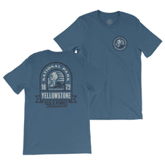 Parks Project Yellowstone Old Faithfull Shirt