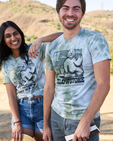 Parks Project Yellowstone Peaceful Bear Tee