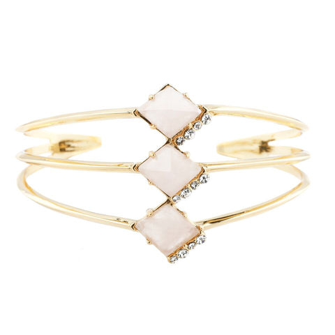 The 2 Bandits Triple Prism Cuff