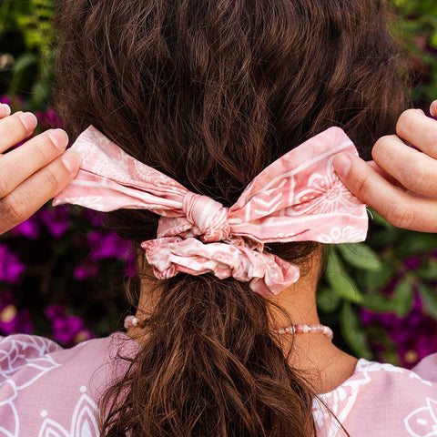 Scrunchy with Bow