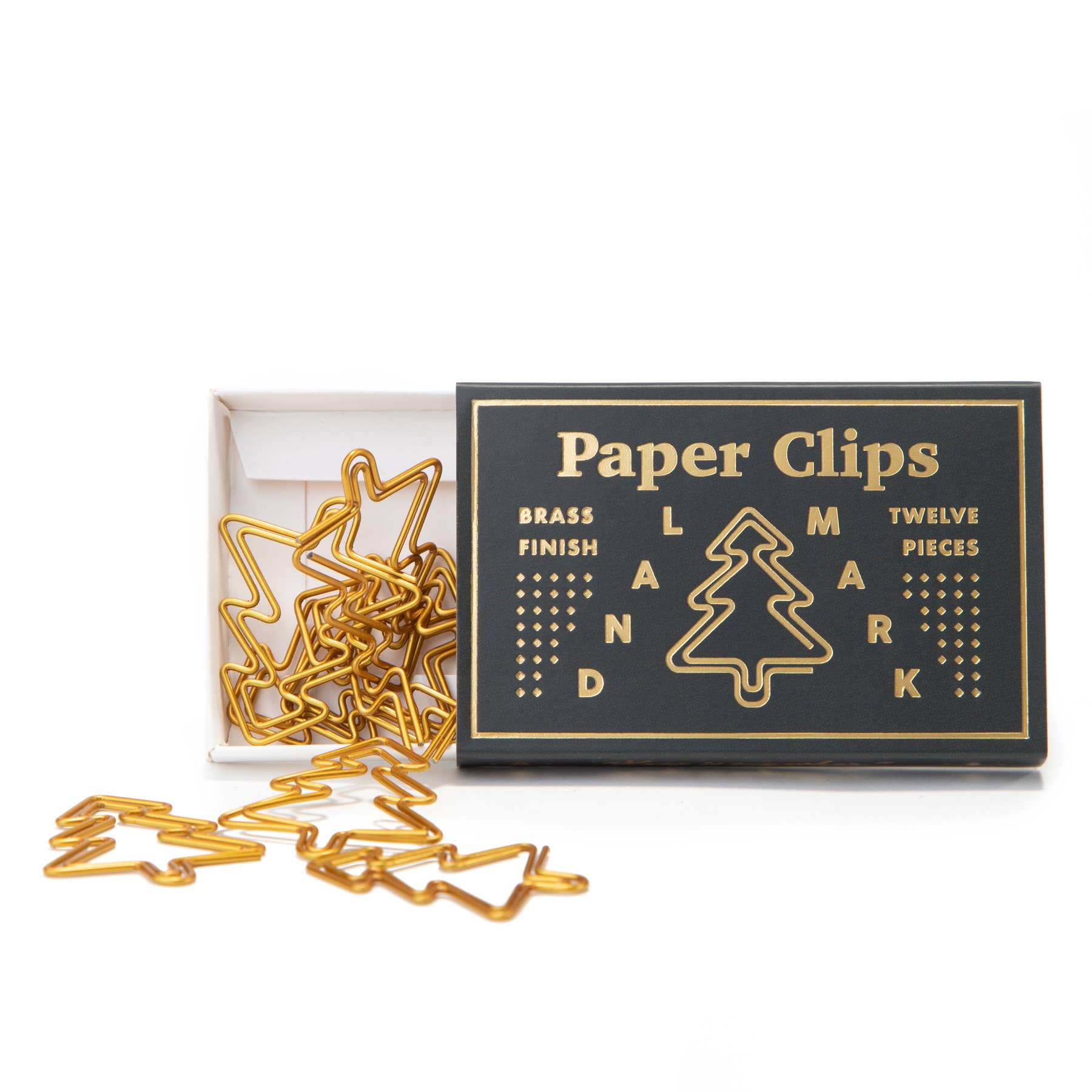 The Landmark Project Ponderosa Paper Clips