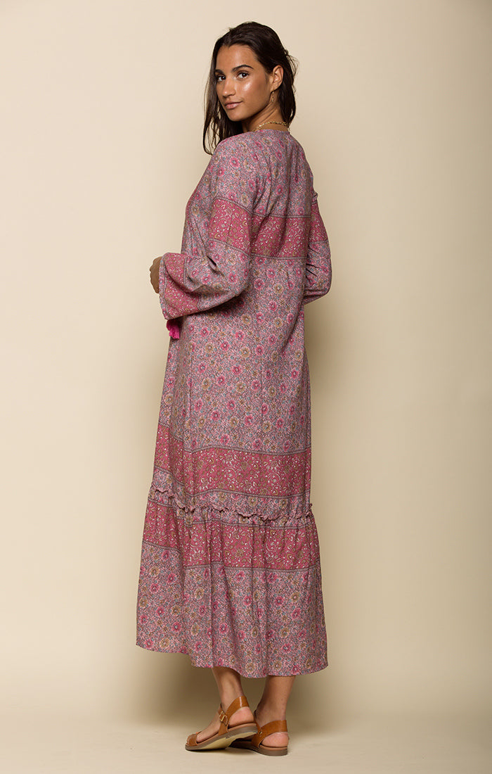 Raga Ditsy Floral Maxi Dress