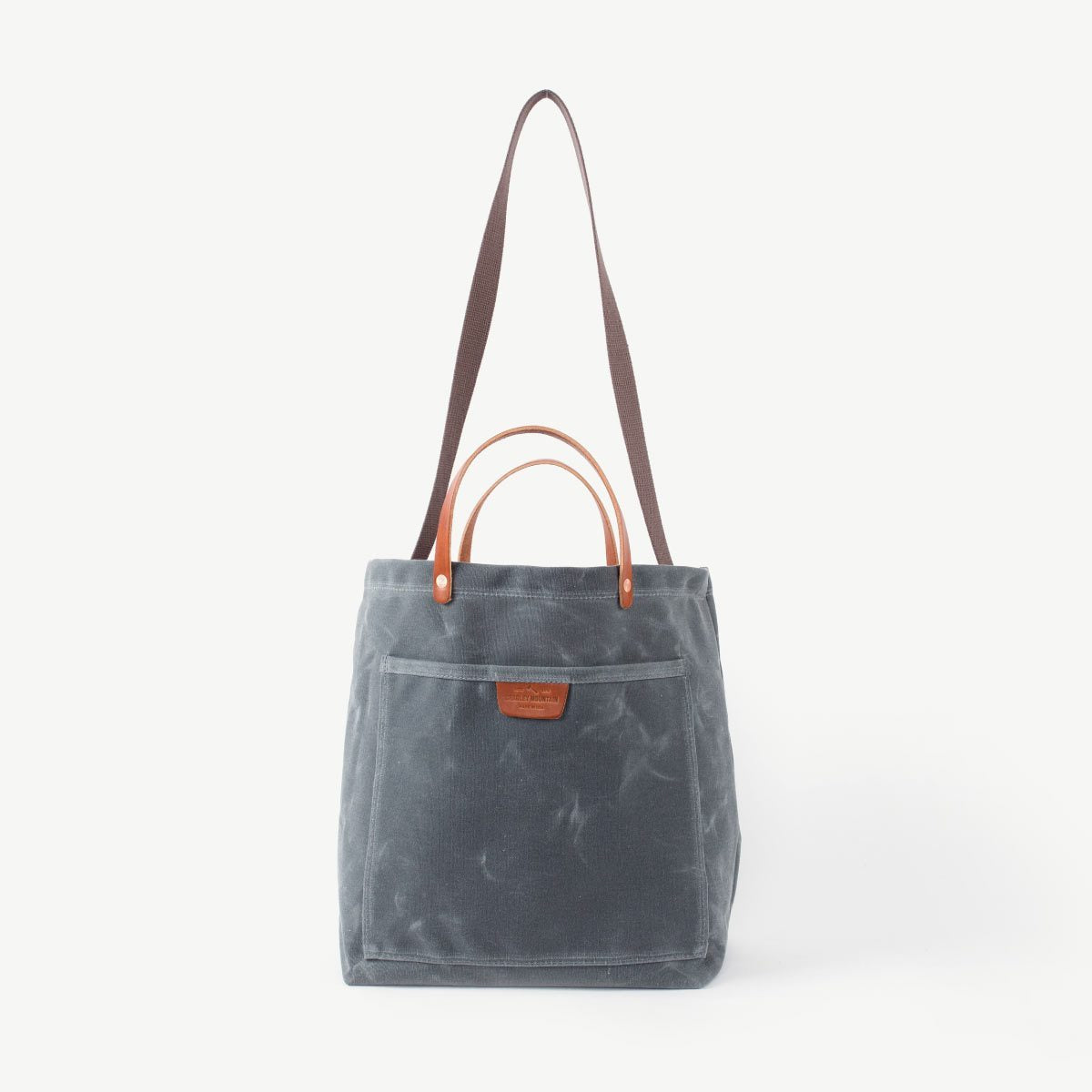 Bradley Mountain Cole Tote - Charcoal