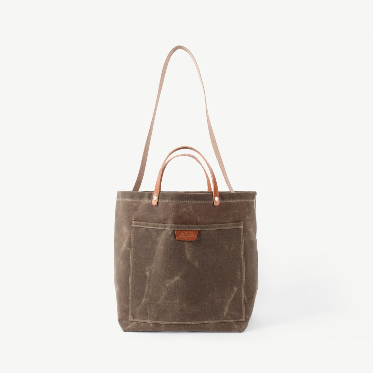 Bradley Mountain Cole Tote - Field Tan