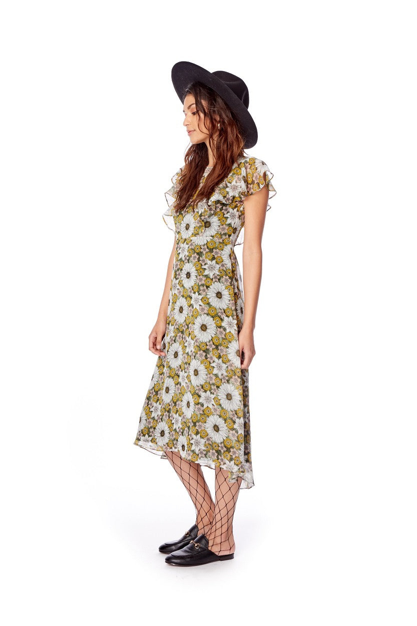 Lost + Wander Daisy Love Dress
