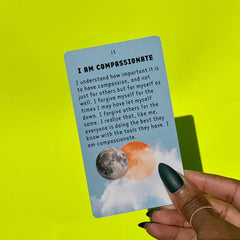 I AM Everything™ Affirmation Card Deck