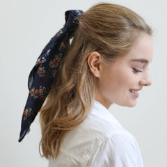 Winter Bloom Bandana