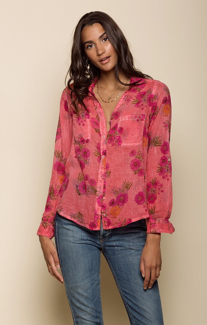 Raga Land of Lovers Button Down