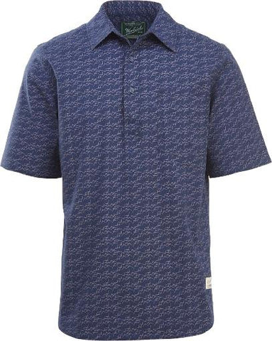 Woolrich Men's Eco Rich Midway Printed Shirt