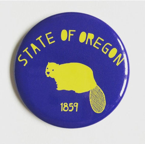 State of Oregon Magnet