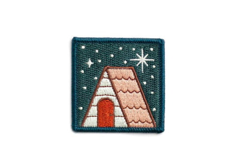Cabin Under the Stars Patch