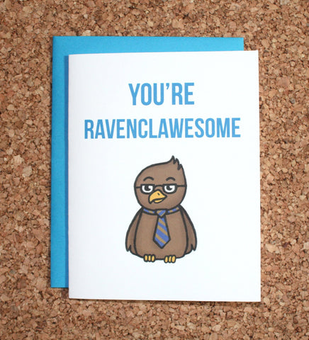 Harry Potter Ravenclaw Greeting