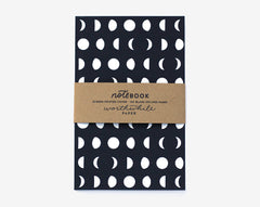 Moon Phase Notebook