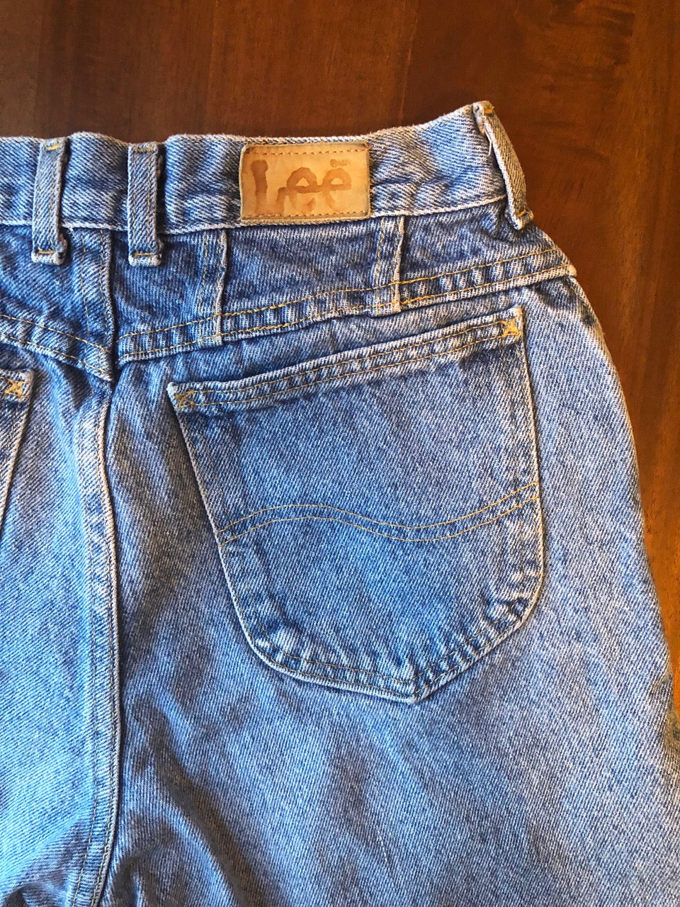 26ccd09a Vintage Lee Jeans 26 Waist – Lost Season Supply Co.