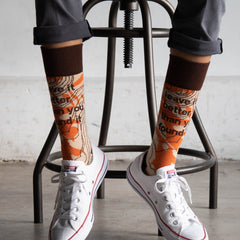 Parks Project Leave it Better Topo Socks