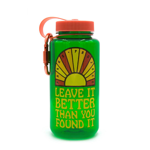 Parks Project Leave it Better Water Bottle