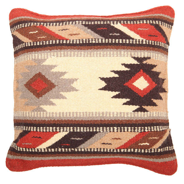 Maya Pillow Desert Hues