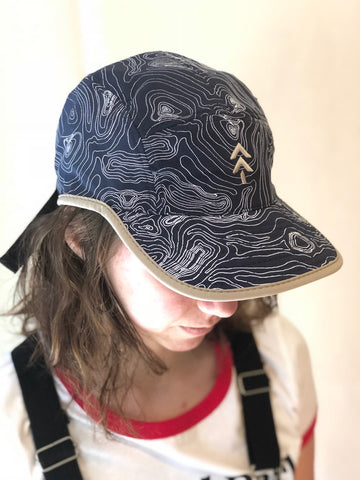 Parks Project Reversible Topo Hat