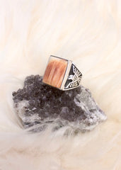 Cast Thunderbird Ring