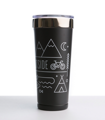 Get Outside Insulated Tumbler