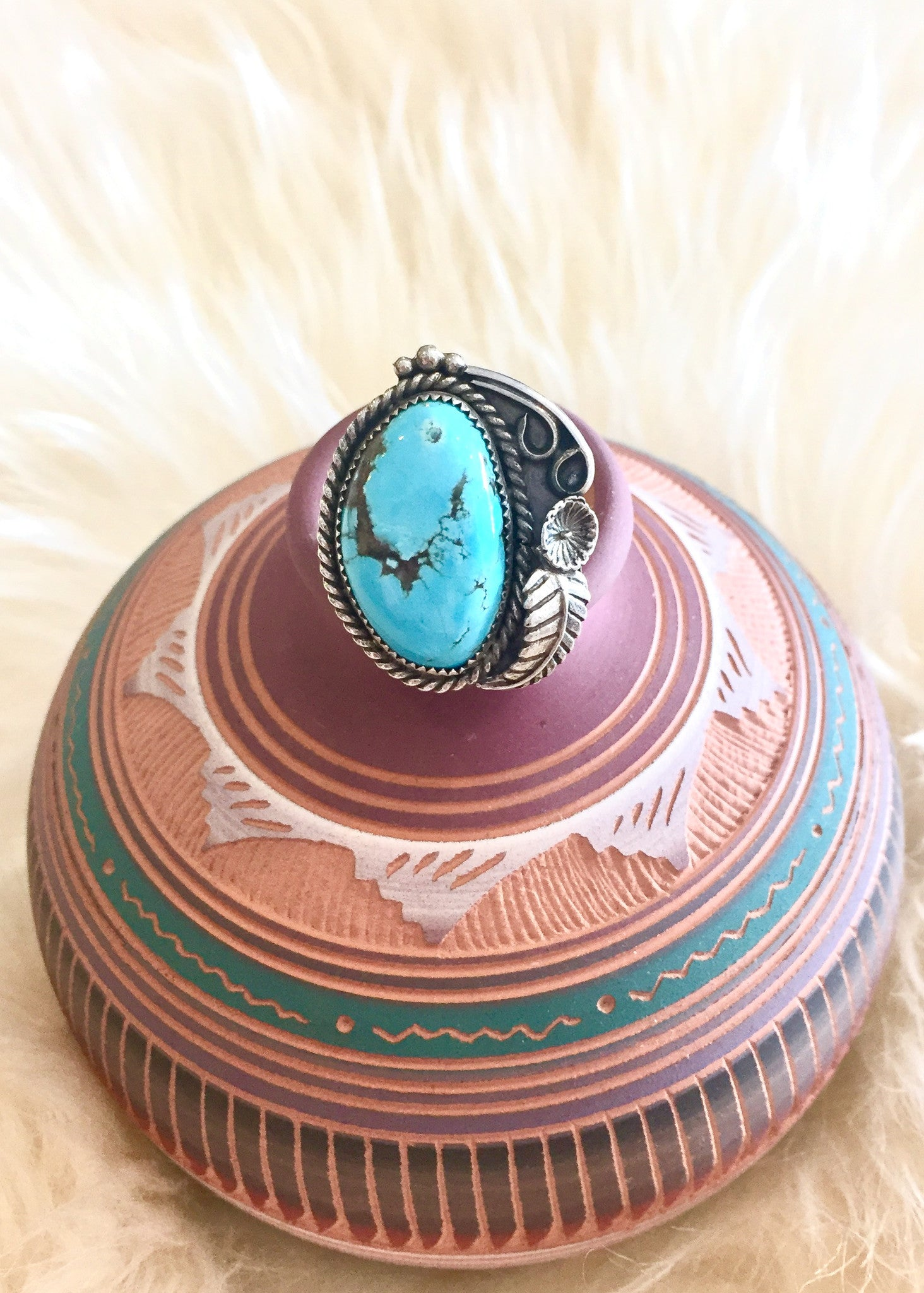 Robins Egg Turquoise Ring